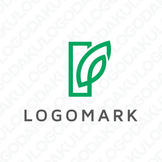 Iグリーンのロゴ