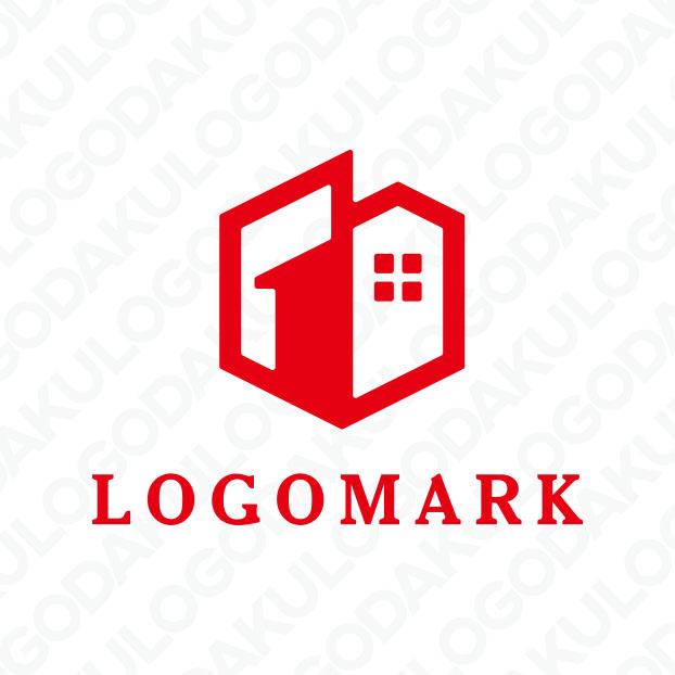 No.1の住宅ロゴ