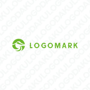Organic and rich natural logo
