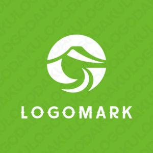 Organic and rich natural logo