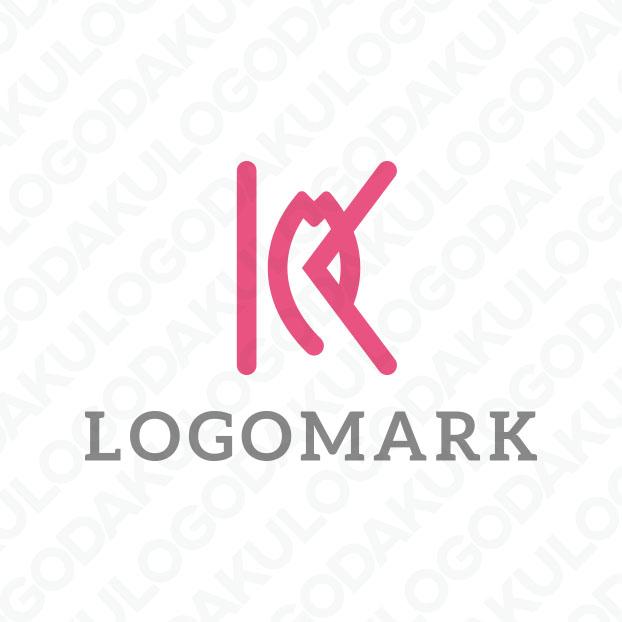 桜とKのロゴ