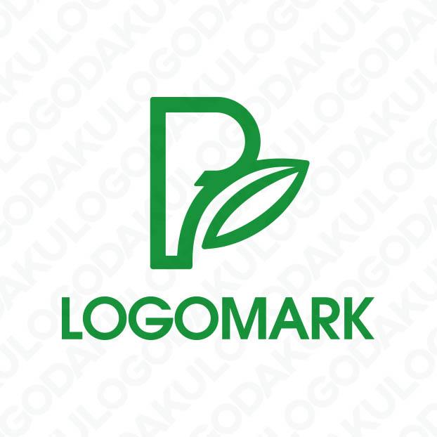 Pグリーンリーフのロゴ
