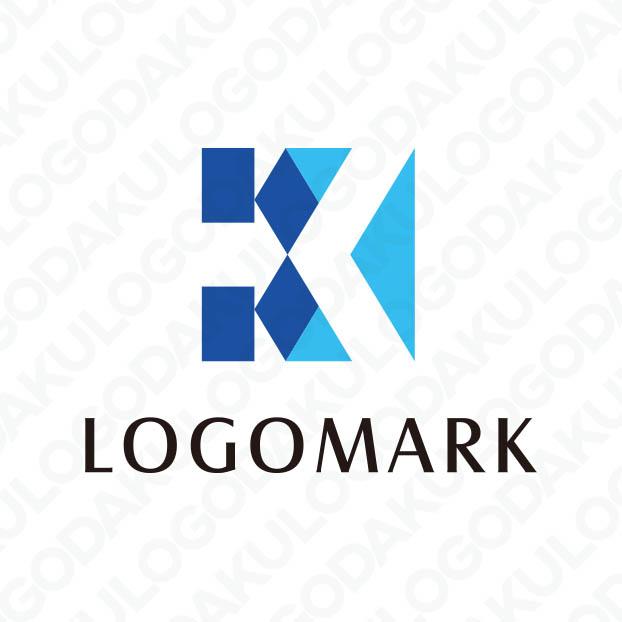 次の時代へ向かうKのロゴ